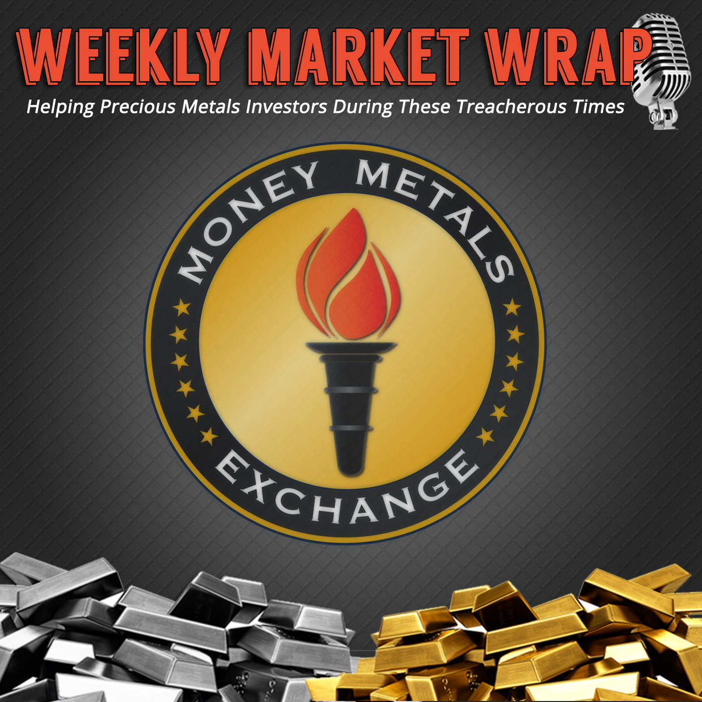 Money Metals' Weekly Market Wrap on iTunes