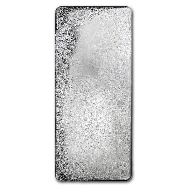 100 oz Royal Canadian Mint Silver Bar -  .9999 Silver (New Style) thumbnail