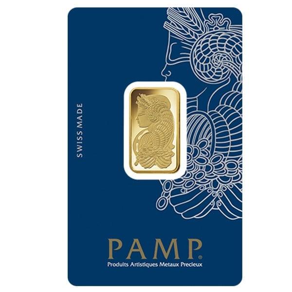 PAMP Suisse 10 Gram Gold Bars