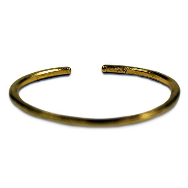 Gold Bracelet - Wearable Bullion, 1 Troy Oz .9999