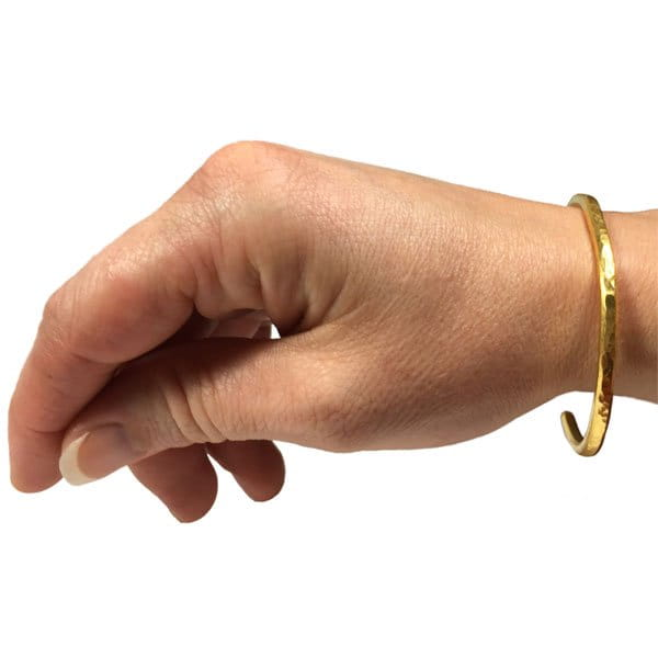 Gold Bracelet - Wearable Bullion, 1 Troy Oz .9999 thumbnail