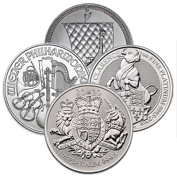 Platinum Coin, 1 Troy Ounce