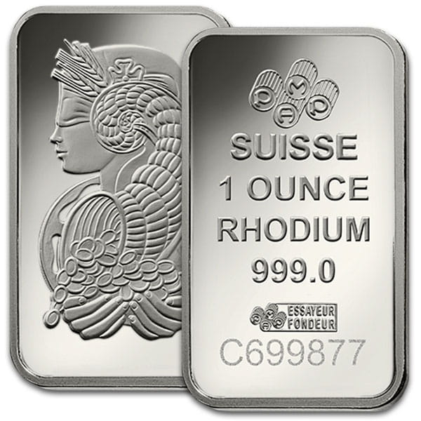 1 Oz Rhodium Bars For Sale Buy 1 Oz Rhodium Bars Money