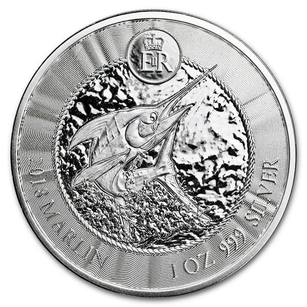 1 Oz Silver Coin (BU) - .999 Pure, Random Design thumbnail