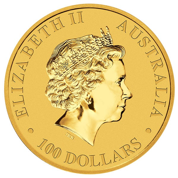 1 Oz Australian Kangaroo Gold Coins thumbnail
