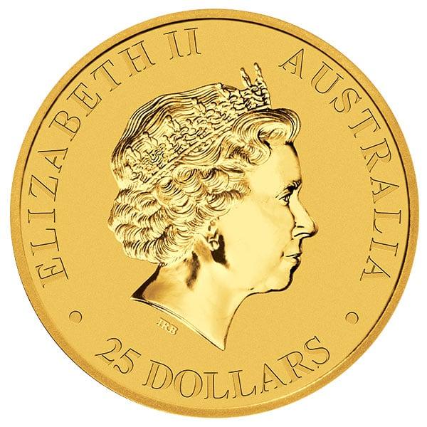 1/4 Oz Australian Kangaroo Gold Coins thumbnail