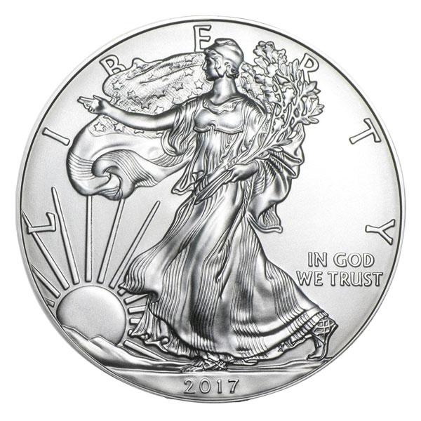 American Silver Eagle (1 Oz)