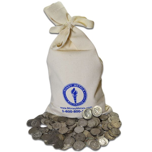 Junk Silver Coins For Sale Buy Bags Of 90 Silver