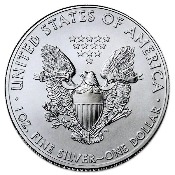 2020 Silver American Eagle - 1 Troy Ounce, .999 Pure thumbnail