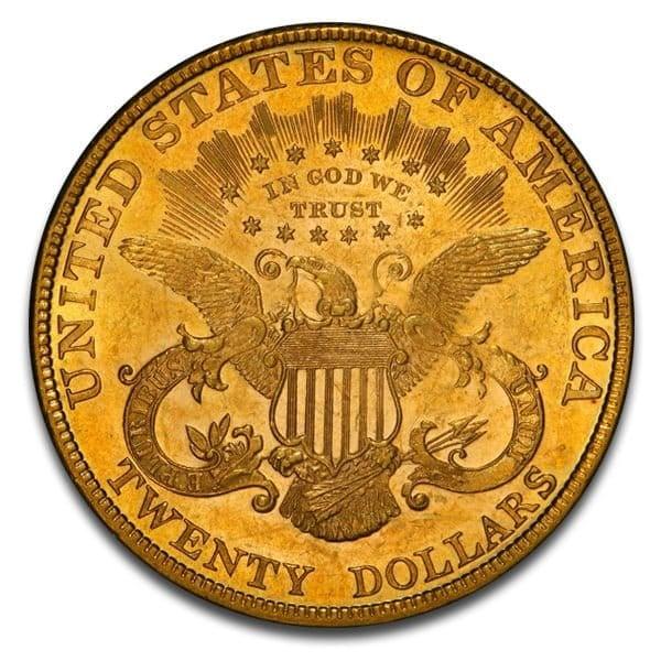 $20 U.S. Liberty Gold Coins thumbnail