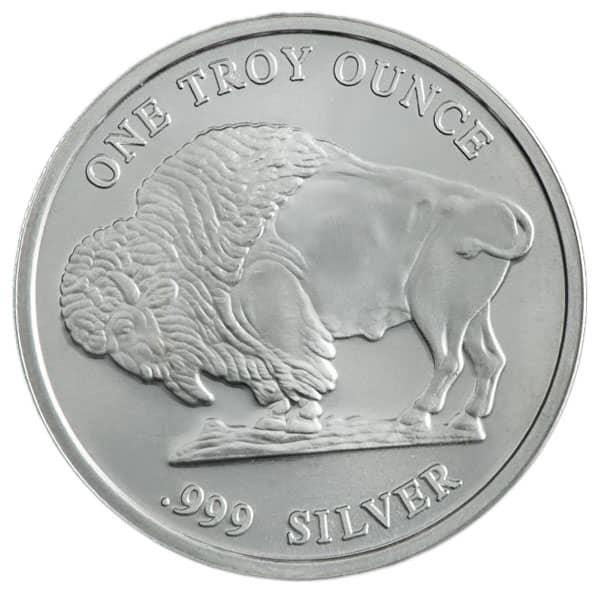 American Silver Buffalo Rounds (1 Oz) thumbnail