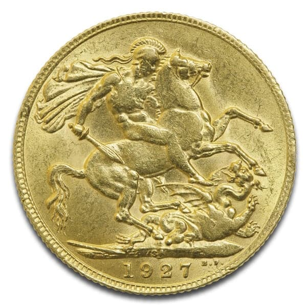 British Gold Sovereign Coins thumbnail