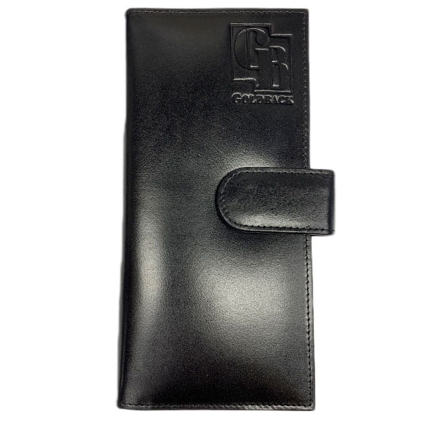 Goldback Wallet - Store and Carry Your Goldbacks, Genuine Leather