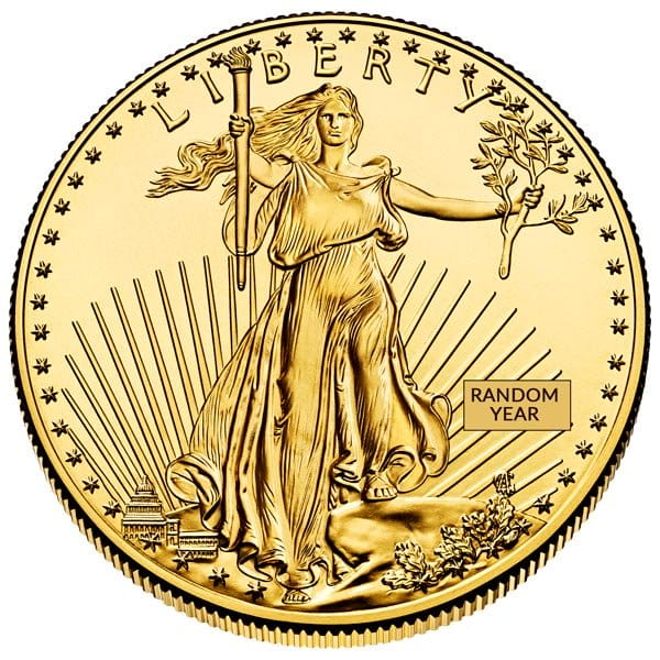 American Eagle 1 Oz Gold Coin For Sale Most Purchases Of