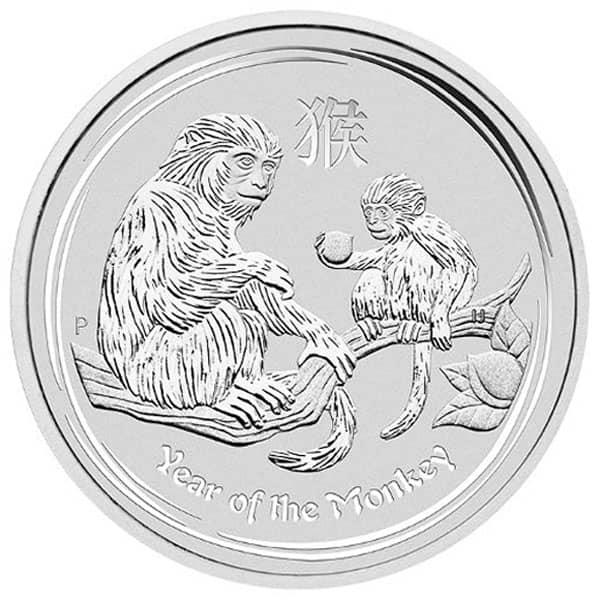 Australian 1 Kilo Silver Coins (32.151 Oz) thumbnail