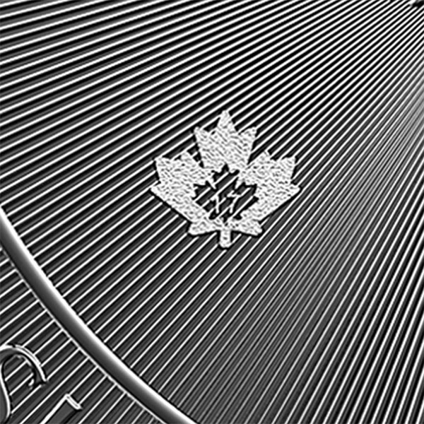 Canadian Predator Series - 2017 LYNX, 1 Troy Oz, .9999 Silver thumbnail