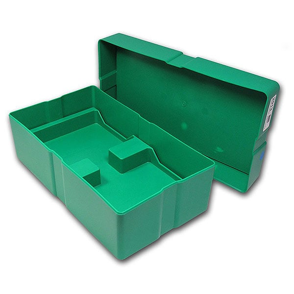 Green U S Mint Monster Box Bullion