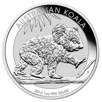 Koala - Perth Mint 1 Oz Pure Silver