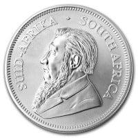 Silver Krugerrand Coins