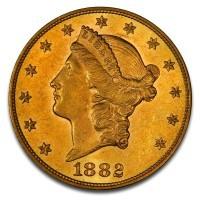 $20 U.S. Liberty Gold Coins