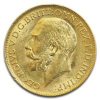 British Gold Sovereign Coins