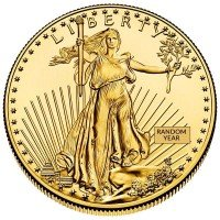 1 oz American Gold Eagle