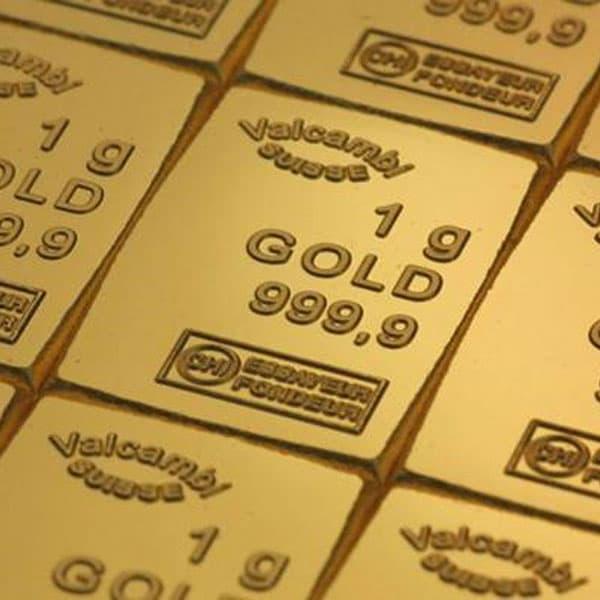 Valcambi CombiBar - 50 Gram Gold Bars thumbnail