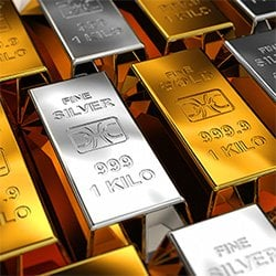 Buy and sell precious metals