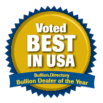 Bullion Dealer of the Year
