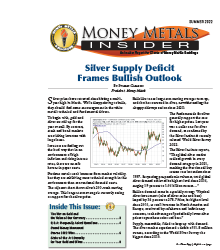 Money Metals Insider - Current Issue