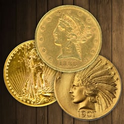 Pre-1933 US Historic Gold Coins