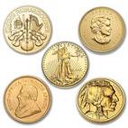 1-oz Gold Coin Super Sale!!!