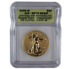 Reverse Proof 2006 Gold Eagle