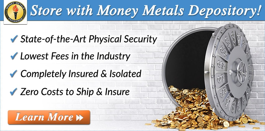 Store with Money Metals Depository