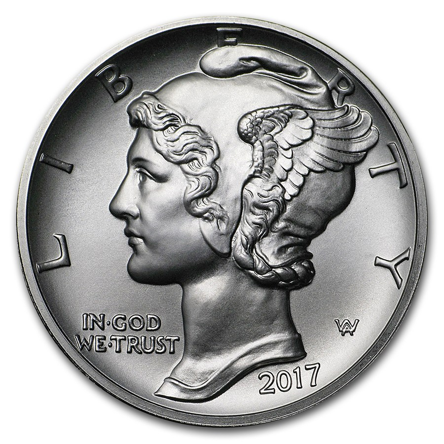 Highly Collectible 2017 Palladium Eagle (1st year of issue) - only $1,795 each