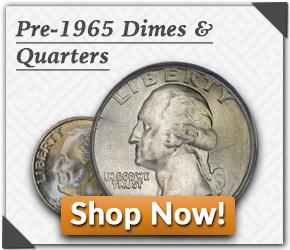 Junk Dimes & Quarters