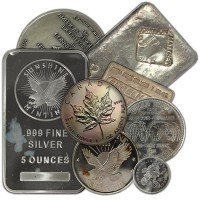 Buy Silver at Spot from Money Metals Exchange