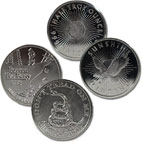Generic Half Ounce Silver Rounds - as low as $0.89 cents each over spot