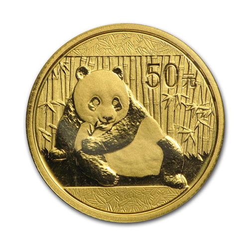 Gold Chinese Panda Coins!! -- NEW ITEMS ADDED!
