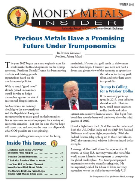 Money Metals Insider - Winter 2017