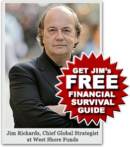 Get Jim Rikard's financial survivial guide for FREE