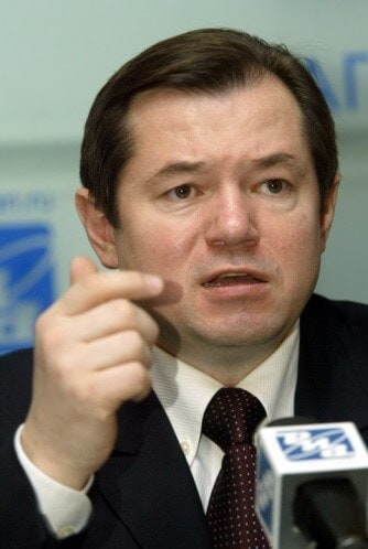 Putin advisor Sergei Glazyev