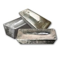 Vault Silver - 1 Troy Oz .999 Silver, Securely Stored