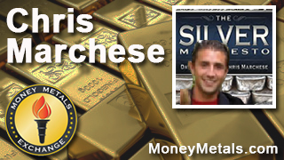 Chris Marchese, Co-Author of The Silver Manifesto