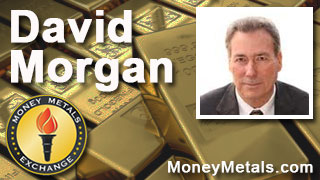 David Morgan of SilverInvestor.com