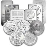 All Silver Bullion Products
