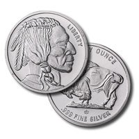 Buy Silver Buffalo Rounds