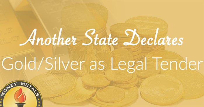 Oklahoma Instates Gold and Silver Coins as Legal Tender