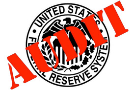 Audit the U.S. Federal Reserve