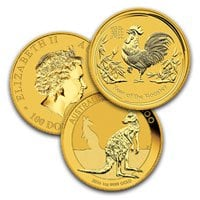 Buy Gold Australian Coins